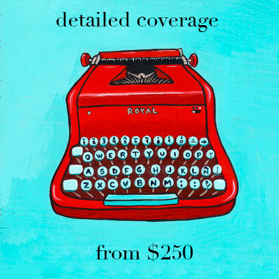 detailed screenplay coverage